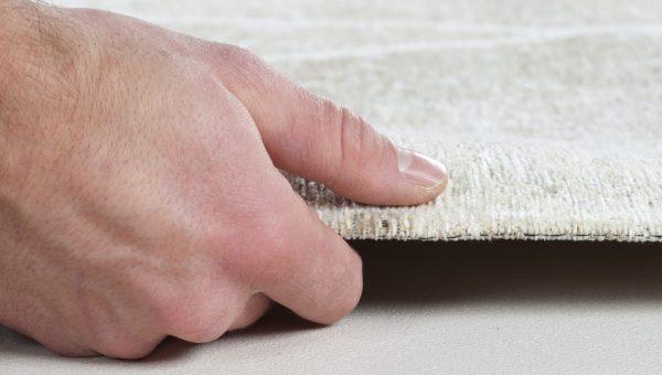 TOM TAILOR vaip 'FINE LINES', beige, kõrgus 5mm, erinevad mõõdud