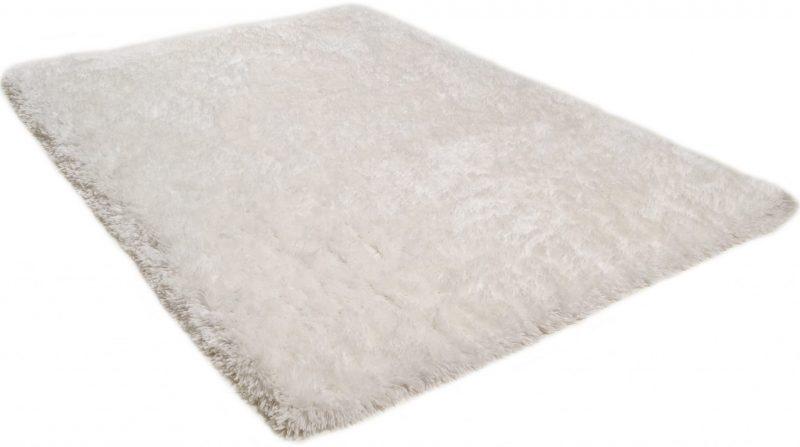 TOM TAILOR vaip 'FLOCATIC', white, 60mm kõrge, erinevad mõõdud