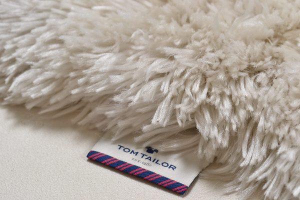 TOM TAILOR vaip 'FLOCATIC', beige, 60mm kõrge, erinevad mõõdud