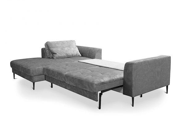XL nurgadiivan 'LUCY', valikuliselt voodifunktsiooniga