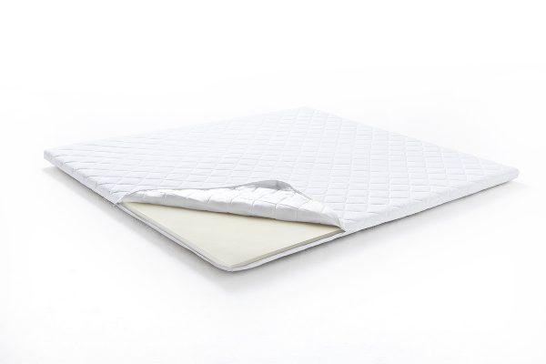 Kattemadrats 'meise.möbel', Visco memory-foam, 7cm, mahukaal 50kg, erinevad suurused