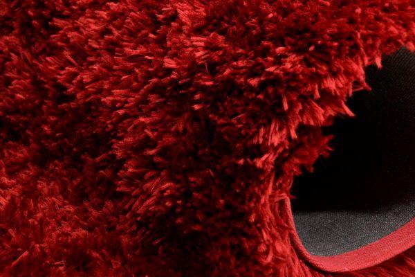 TOM TAILOR vaip 'FLOCATIC', red, 60mm kõrge, erinevad mõõdud
