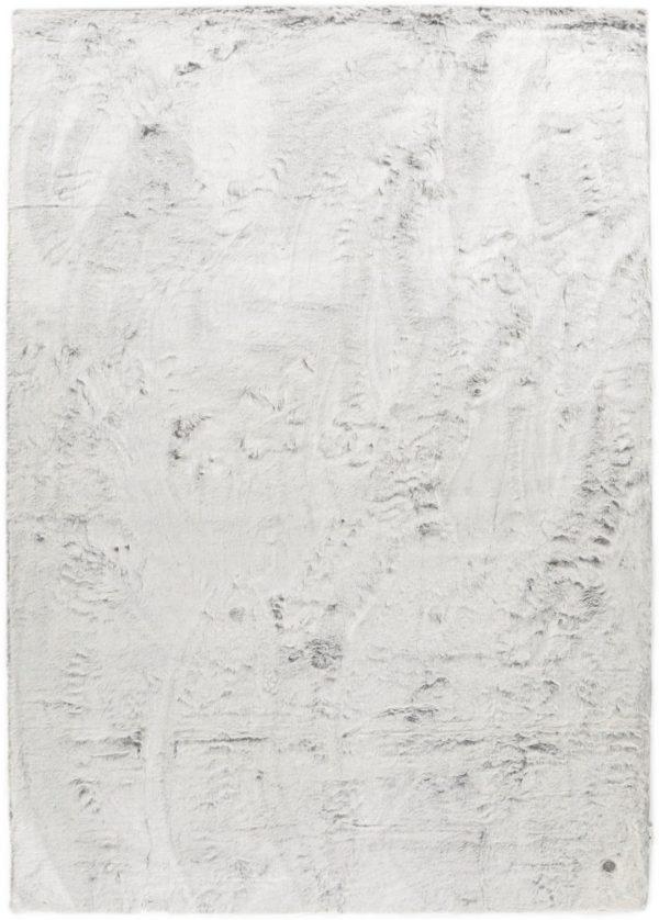 TOM TAILOR vaip 'FURRY', silver, kõrgus 25mm, erinevad mõõdud