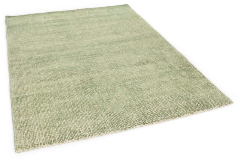 TOM TAILOR vaip 'GROOVE', green,  kõrgus 15mm, erinevad mõõdud
