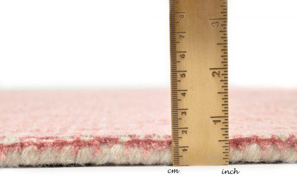TOM TAILOR vaip 'GROOVE', rose,  kõrgus 15mm, erinevad mõõdud