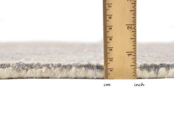 TOM TAILOR vaip 'GROOVE', silver,  kõrgus 15mm, erinevad mõõdud