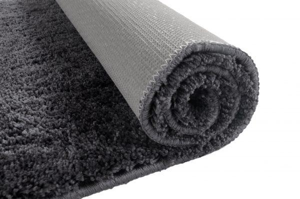 TOM TAILOR vannitoavaip 'SOFT BATH UNI', anthracite, kõrgus 25mm, erinevad mõõdud
