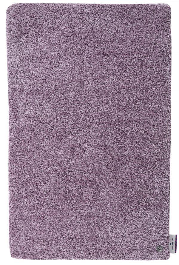 TOM TAILOR vannitoavaip 'SOFT BATH UNI', mauve, kõrgus 25mm, erinevad mõõdud