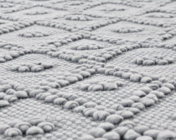 TOM TAILOR vannitoavaip 'VINTAGE WASH', grey, kõrgus 6mm, erinevad mõõdud