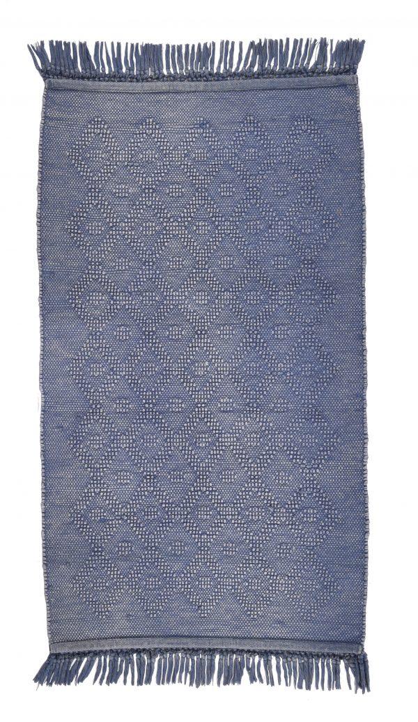 TOM TAILOR vannitoavaip 'VINTAGE WASH', denim, kõrgus 6mm, erinevad mõõdud