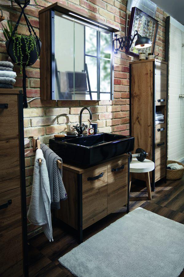 TOM TAILOR vannitoavaip 'COTTON DOUBLE UNI', silver, kõrgus 20mm, erinevad mõõdud