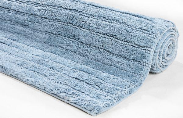 TOM TAILOR vannitoavaip 'COTTON STRIPES', blue, kõrgus 20mm, erinevad mõõdud