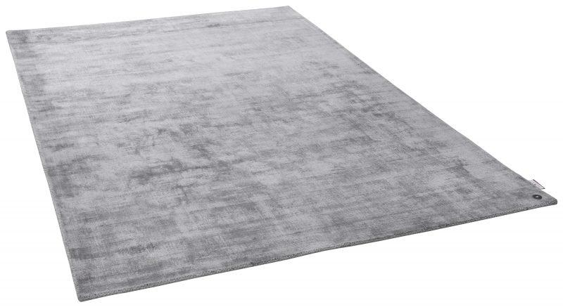 TOM TAILOR vaip 'SHINE UNI', grey, kõrgus 10mm, erinevad mõõdud