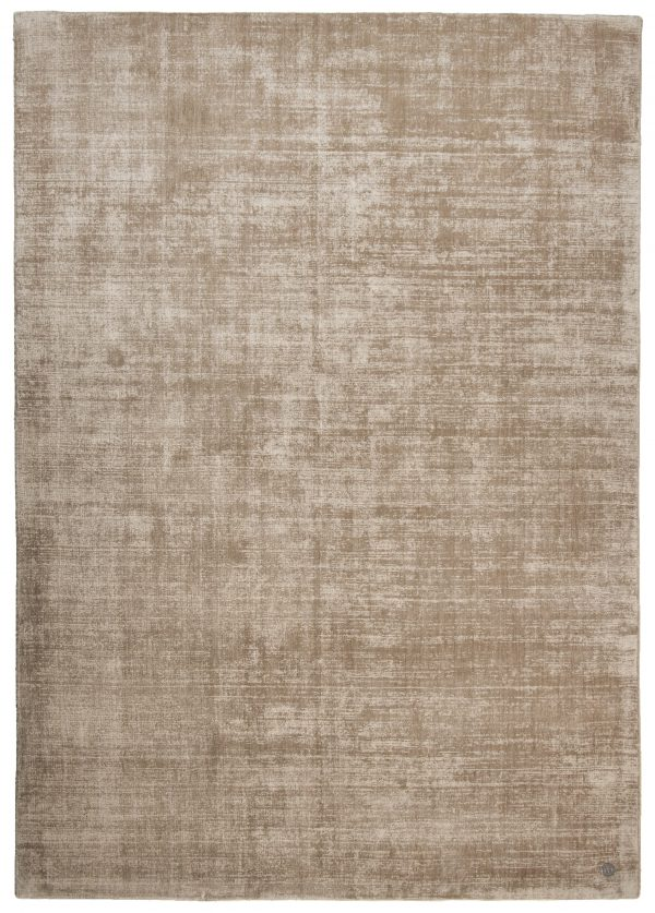 TOM TAILOR vaip 'SHINE UNI', light brown, kõrgus 10mm, erinevad mõõdud