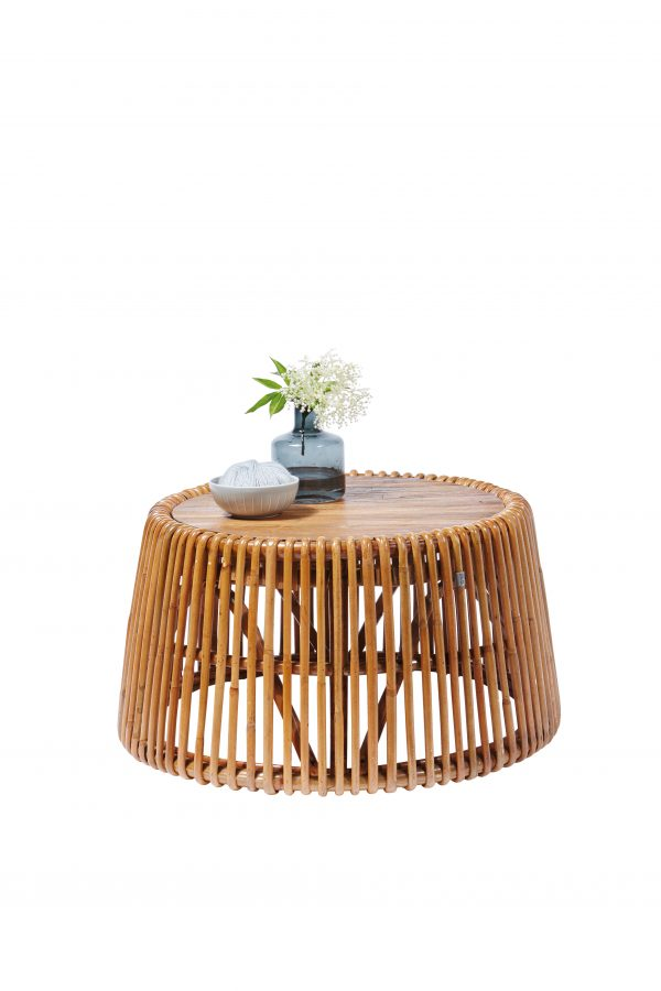 TOM TAILOR abilaud 'T-RATTAN SIDE TABLE LARGE'