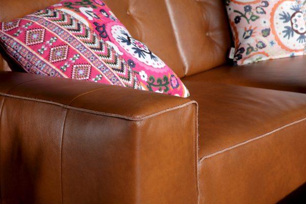 TOM TAILOR nahkdiivan 'NORDIC CHIC', erinevad mõõdud ja värvid
