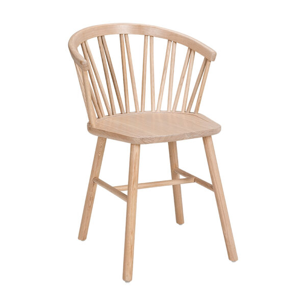 HANS K söögilaua tool 'ZigZag armchair', erinevad viimistlused