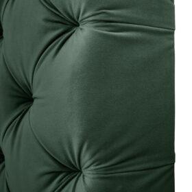 Tumeroheline - sametine kangas