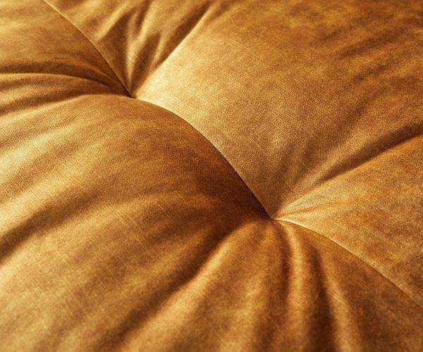 W.SCHILLIG XXL megadiivan 'softy', 254cm, mustad metalljalad