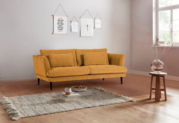 3-kohaline diivan 'DINGHY', stiilse karismaga skandinaavia disain