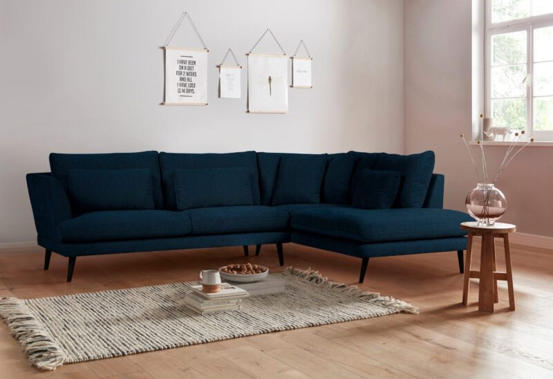 Nurgadiivan 'DINGHY', stiilse karismaga skandinaavia disain